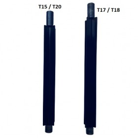 BLACK SEEDROLLER/ROTOR FOR VERY BIG FLOW T15
